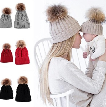 Matching Mum and Baby Hat only £4.99 – £5.59 with Free delivery! [affiliate link]