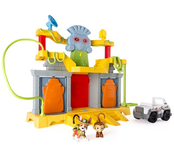 Paw Patrol Monkey Temple Play set Now £9.99 with code!! RRP £42.99